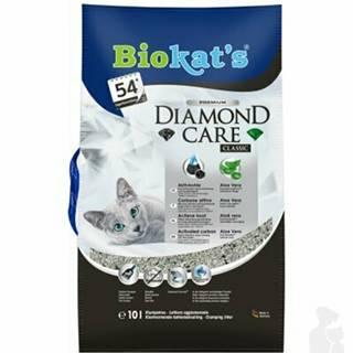 Podstielka Biokat 's Diamond Classic 8l