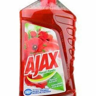 Čistič pre domácnosť Ajax Floral Red tekutý 1l