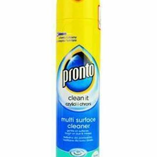 Leštenka Pronto proti prachu Multi spray 250ml