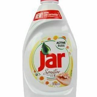 Saponát na riad Jar Sensitive Chamomile 450ml