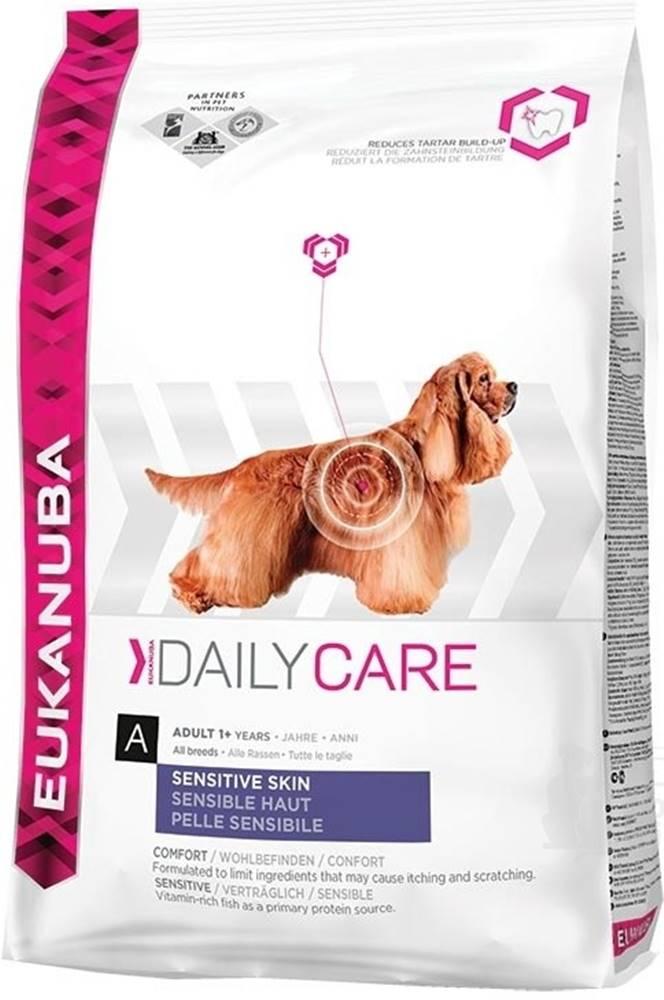 Eukanuba Eukanuba Dog  DC Sensitive Skin 12kg