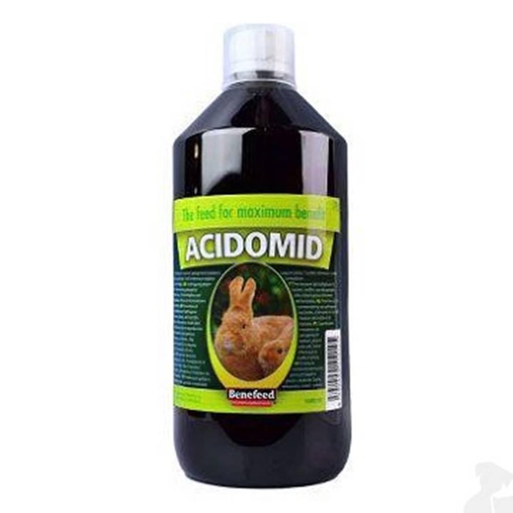 Aquamid Acidomid K králíci 1l