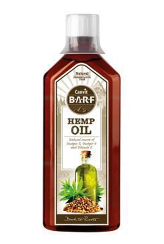 Canvit s.r.o. NEW Canvit BARF Hemp Oil 0,5 l