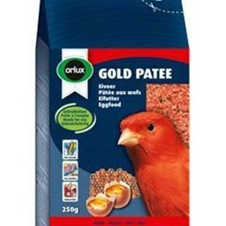 VL Orlux Gold piate vlhčené pre červené vtáky 250g