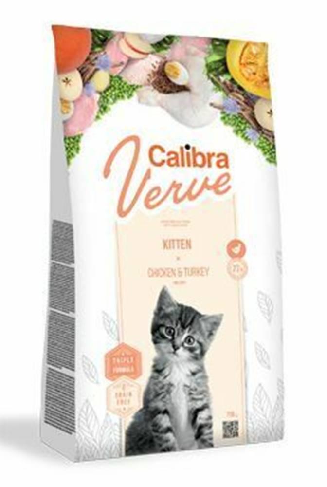 Calibra Calibra Cat Verve GF Kitten Chicken&Turkey 750g