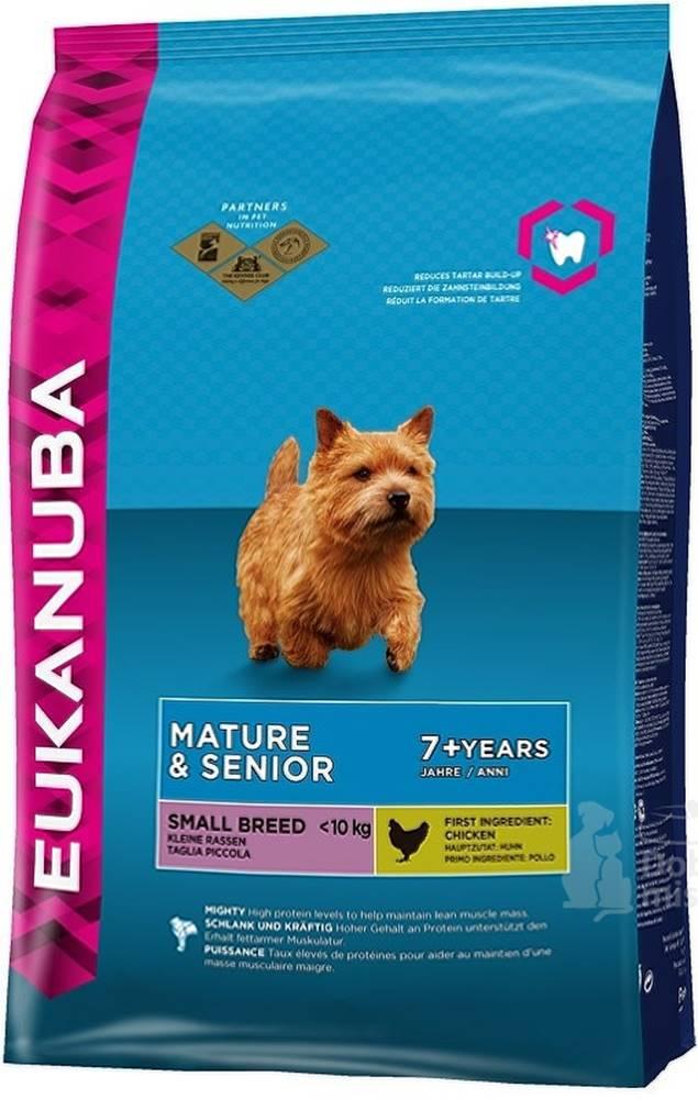 Eukanuba Eukanuba Dog Mature&SeniorSmall 3kg