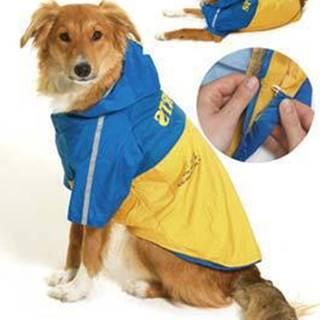 Obleček SPORT Žlutá/Modrá s kapucí 2V1 40cm KAR 1ks