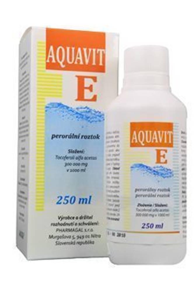 Pharmagal Aquavit E sol 250ml