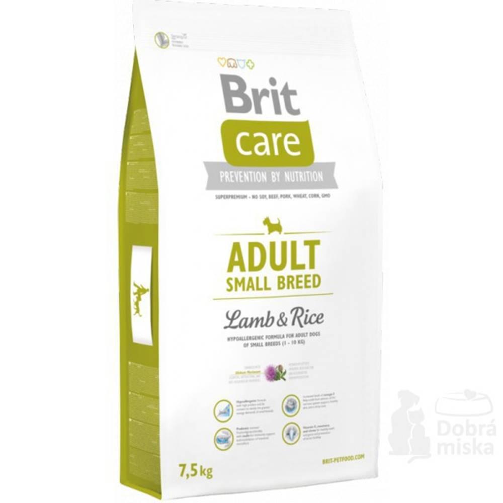 Brit Brit Care Dog Adult Small Breed Lamb & Rice 7,5kg