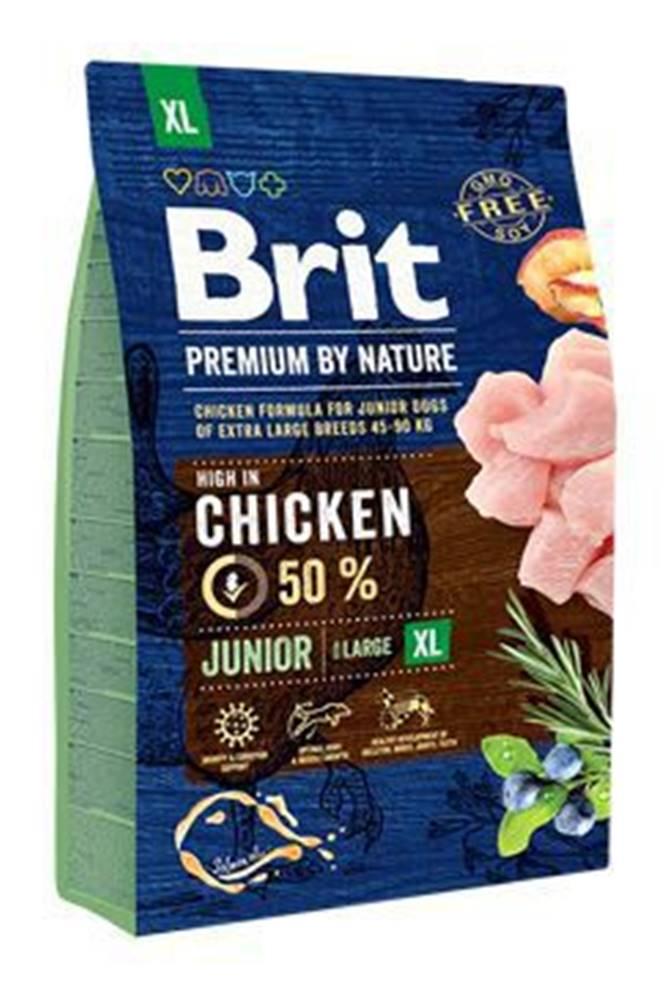 Brit Brit Premium Dog by Nature Junior XL 3kg