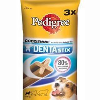 Pedigree Pochoutka Denta Stix Small 3ks 45g