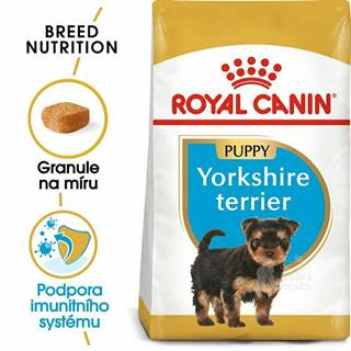 Royal canin Breed Yorkshire Junior 1,5kg