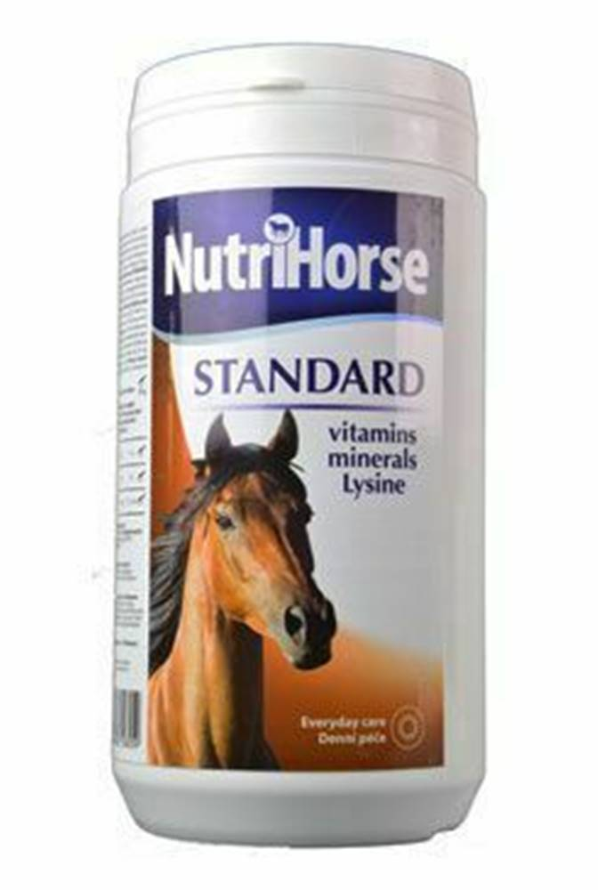 Biofaktory Nutri Horse Standard pro koně plv 1kg
