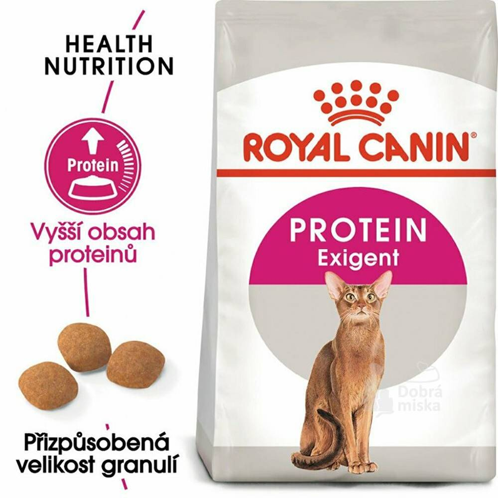 Royal Canin Royal canin Kom.  Feline Exigent Protein 2kg
