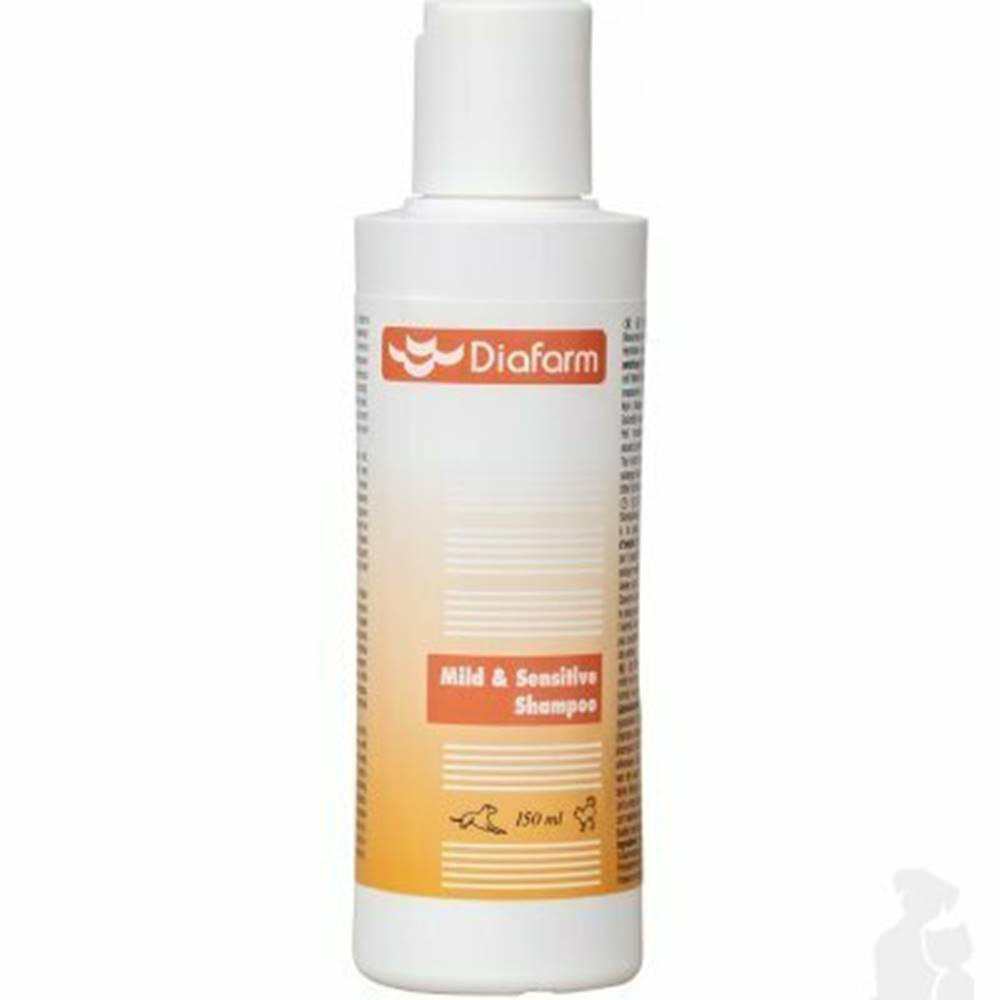 Ostatní Diafarm Mild & Sensitive šampon 150ml
