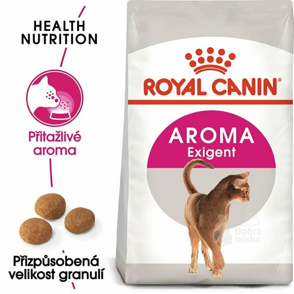 Royal Canin Royal canin Kom.  Feline Exigent Aromatic 2kg
