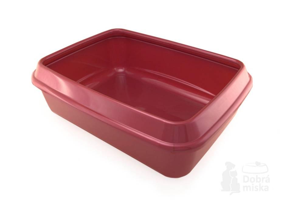 SUM-PLAST WC kočka s rámem 43x32x15cm SP