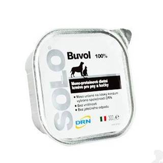 SOLO Buffalo 100% (byvol) vanička 300g
