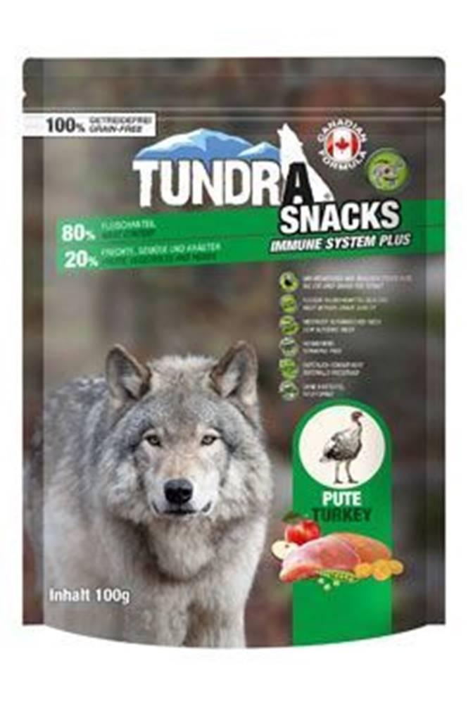 Tundra TUNDRA dog snack Turkey Immune Systeme 100g