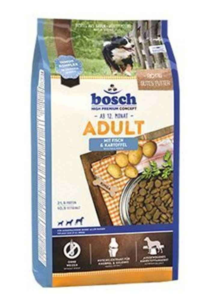 Bosch Dog Adult Fish&Potato...