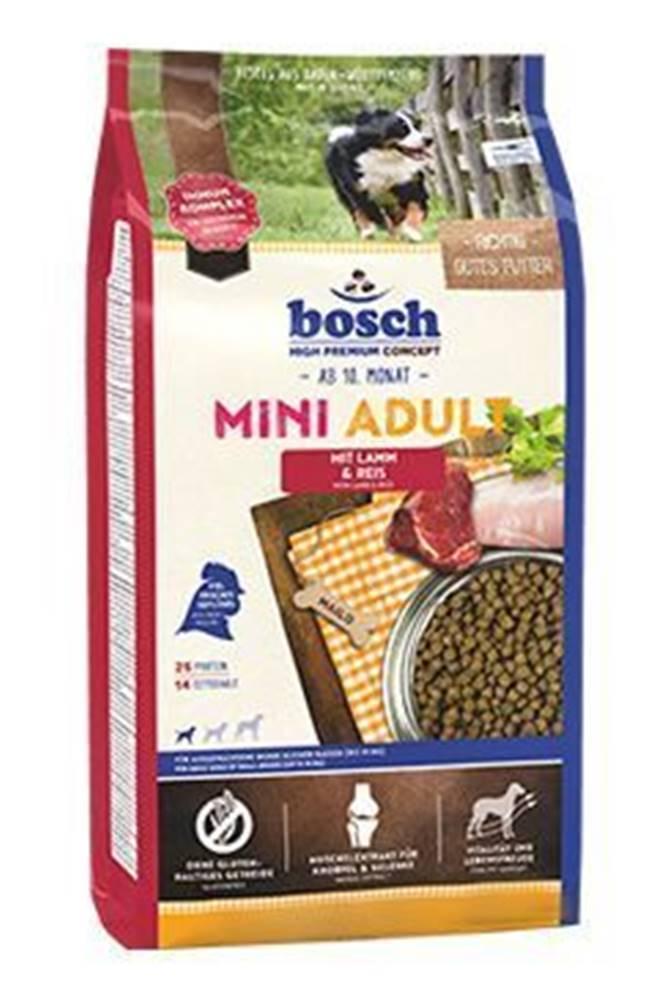 Bosch Dog Adult Mini Lamb&R...
