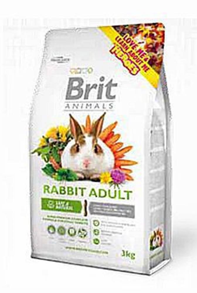 Brit Brit Animals Rabbit Adult Complete 1,5kg