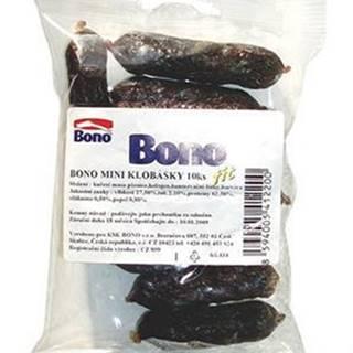 Bono pochoutka pes Mini klobásky 10ks