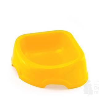 Miska plastová rohová 0,50l SP