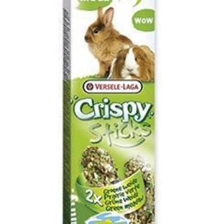 VL Tyčinky pro králíky/morčata Crispy Zel. louka 2x70g