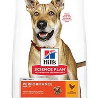 Hill's Can.Dry SP Performance Adult Medium 14kg