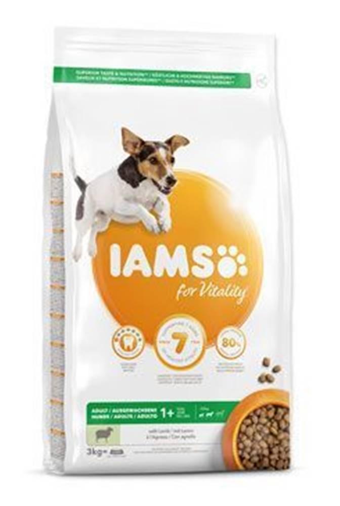 Iams Iams Dog Adult Small&Medium Lamb 3kg