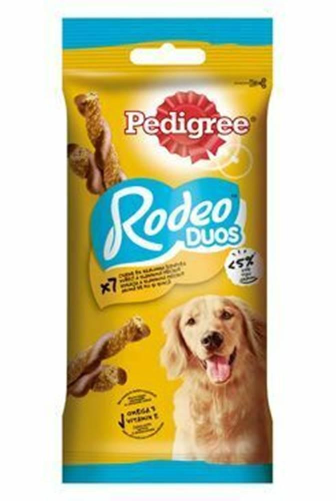 Pedigree Pedigree Pochúťka Rodeo Duo kurča a slanina 123g