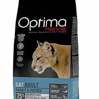 Optima Nova Cat GF Adult rabbit 2kg