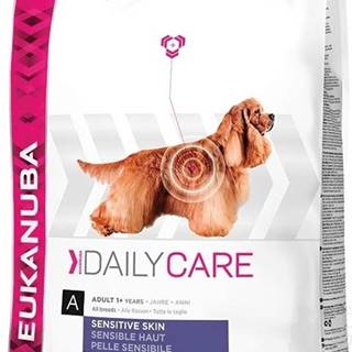 Eukanuba Dog  DC Sensitive Skin 2,3kg