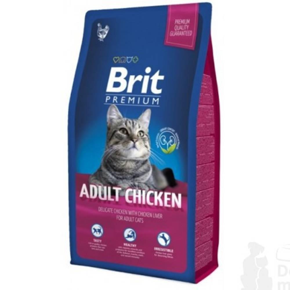 Brit Brit Premium Cat Adult Chicken 1,5kg New