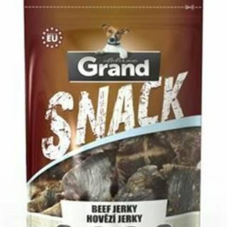 GRAND Deluxe Hovädzie jerky pochúťka pre psov 100g