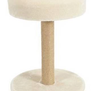 Škrabadlo stĺpik s pelechom béžová 46cm Zolux