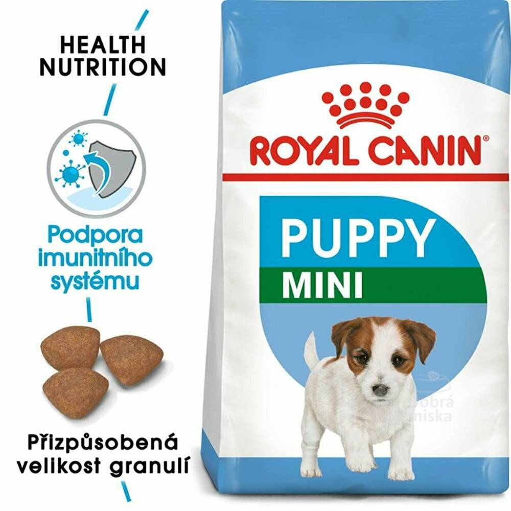 Royal Canin Royal canin Kom. Mini Puppy 8kg