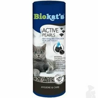 Active pearls Biokat 's uhlia do WC 700ml