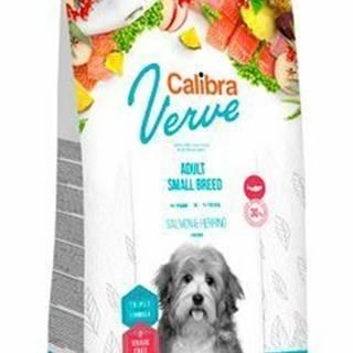 Calibra Dog Verve GF Adult Small Salmon&Herring 6kg