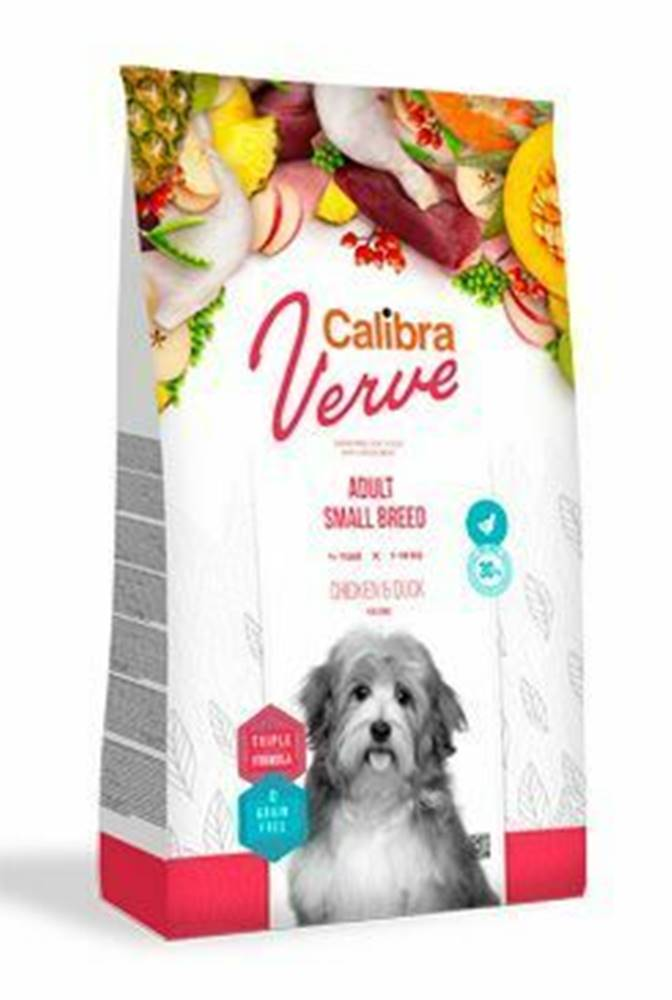 Calibra Calibra Dog Verve GF Adult Small Chicken&Duck 6kg