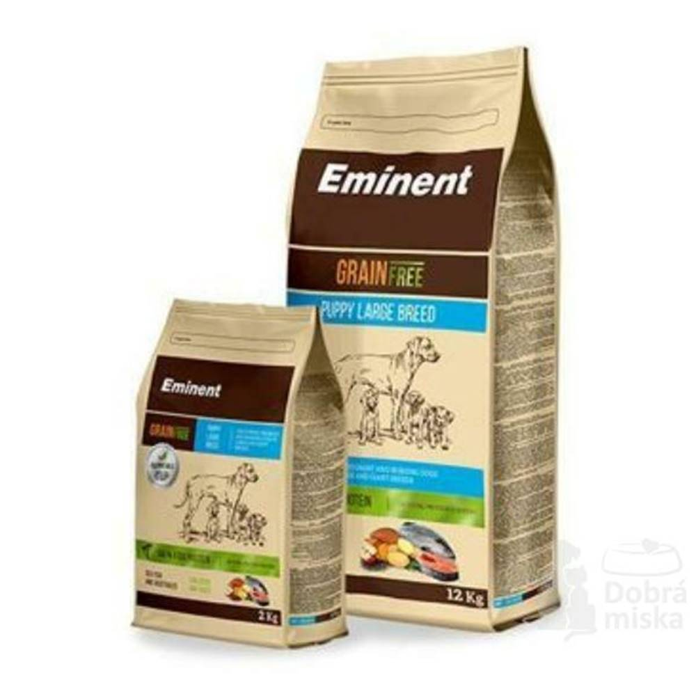 Eminent Eminent Grain Free Puppy Large Breed 12kg