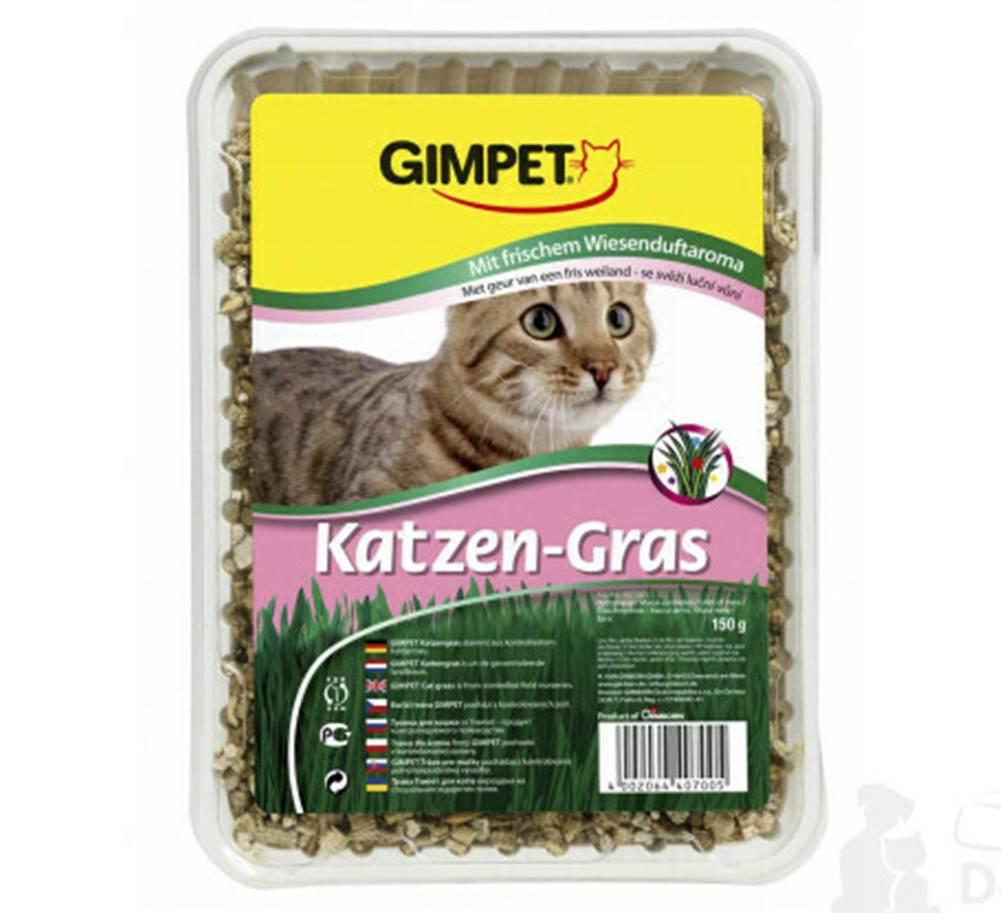 Gimborn Gimpet mačka Tráva s lúčna vôňou 150g