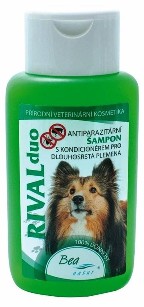 (bez zařazení) Antipar. šampón RIVAL DUO pre psov/dlhá srsť - 220ml