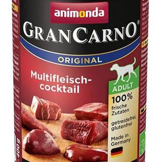 Animonda dog konzerva Gran Carno mäsový koktail - 400g