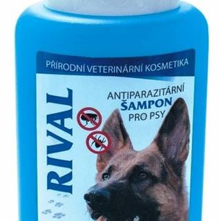 Antipar. šampon RIVAL pro psy - 220ml