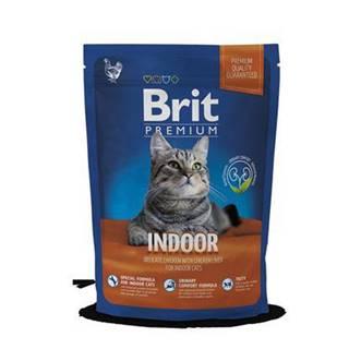 BRIT cat  INDOOR - 800g