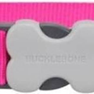 Obojok RD jednofarebný ružový - 1,2/20-32cm