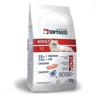ONTARIO cat  ADULT chicken - 2 kg