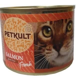 PETKULT  cat konz.  LOSOS - 185g